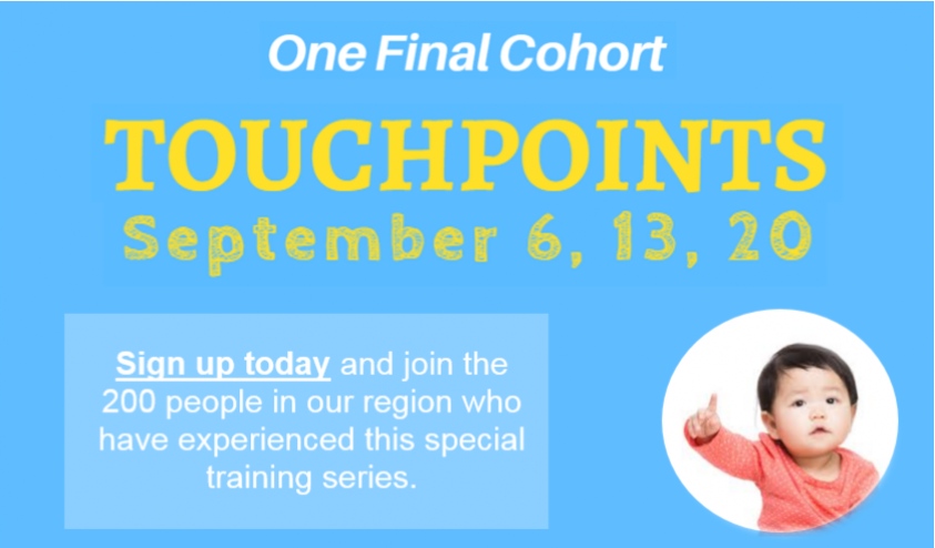 Touchpoints HomePage Banner