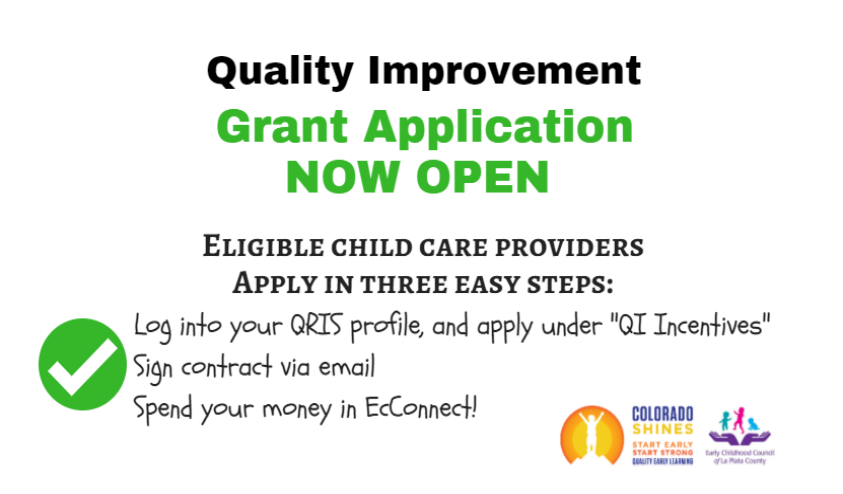QI Grant Open