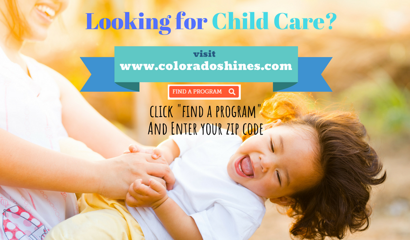 Child Care Search Banner